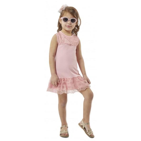 Ebita 198236 Φόρεμα Ροζ