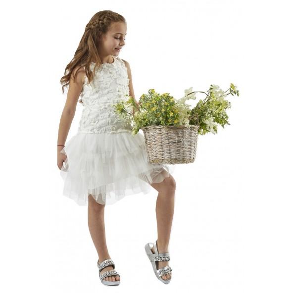Ebita 198006 Φόρεμα με τούλι