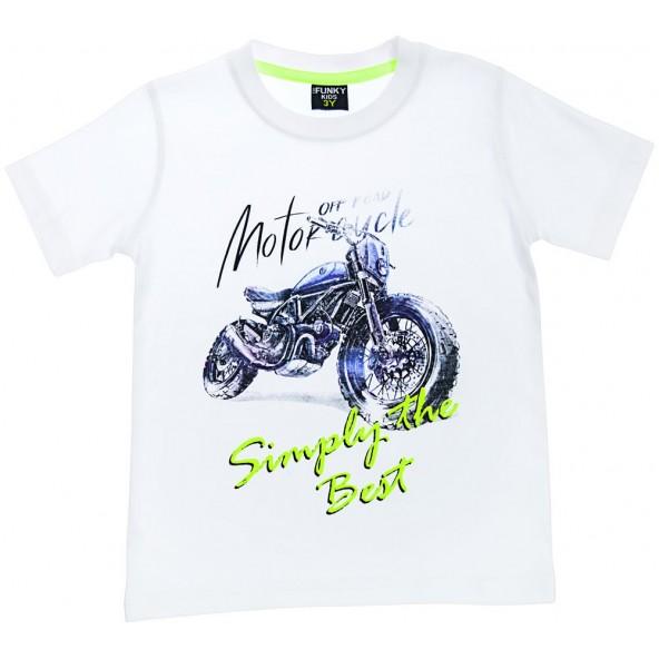 Funky 119-305125-1 Μπλούζα
