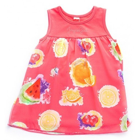 b85bea4d986 Joyce 92401 Φόρεμα Κοραλί - MDSjunior