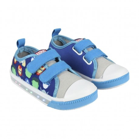 5ffd6da53fc Loly 2300003625 Avengers sneaker με φωτάκια