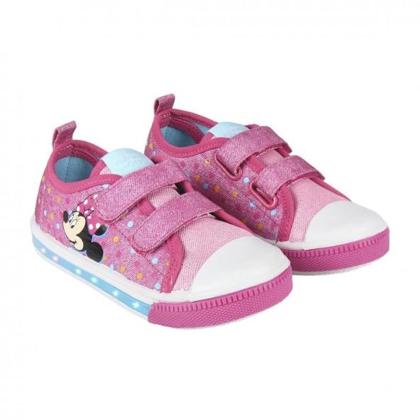Loly 2300003620 Minnie sneaker με φωτάκια