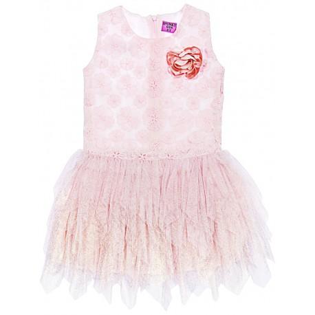 Funky 119-729110-1 Φόρεμα Ροζ