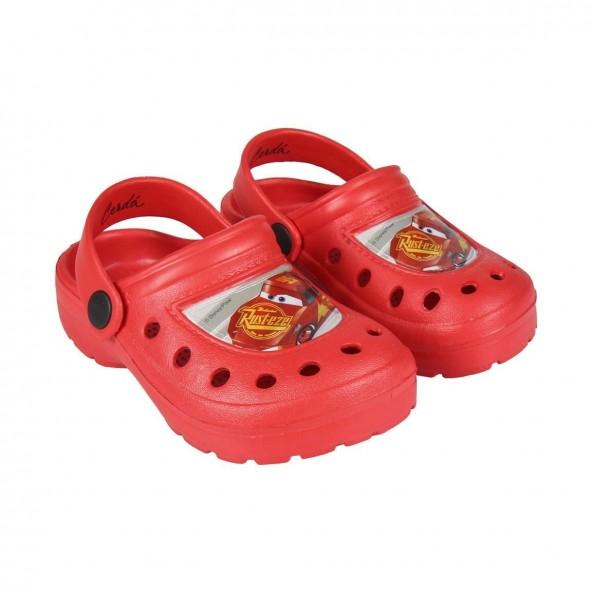 Loly 2300003825 Τύπου crocs Κόκκινο