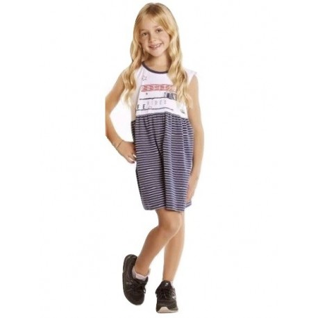 Be Board 92V4631 Φόρεμα μακό μπλε navy