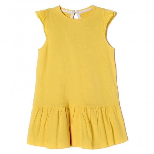 Zippy ZTG0504-455-4 Βρεφικο φορεμα κιτρινο