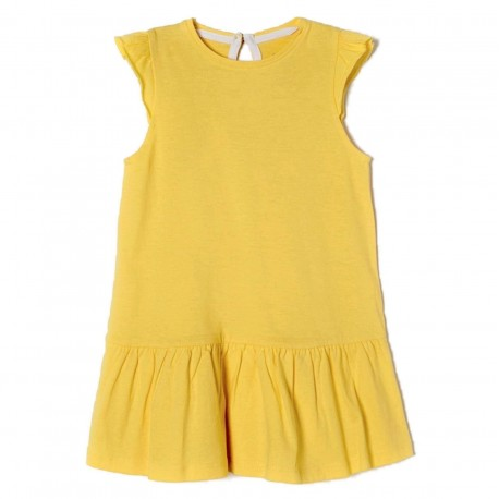 5f17a661815 Zippy ZTG0504-455-4 Βρεφικο φορεμα κιτρινο