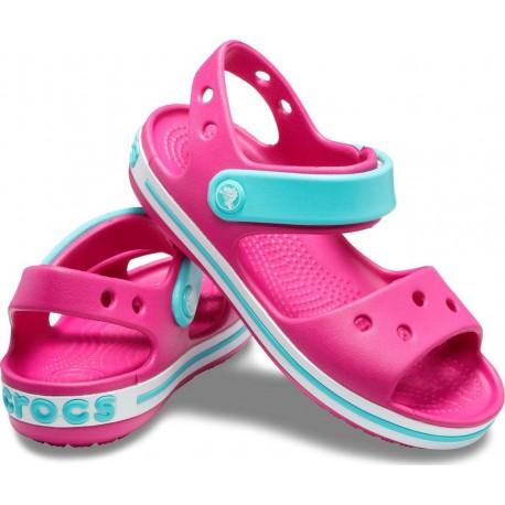 Crocs Crocband Sandal 12856-6LH Candy Παιδικά Πέδιλα