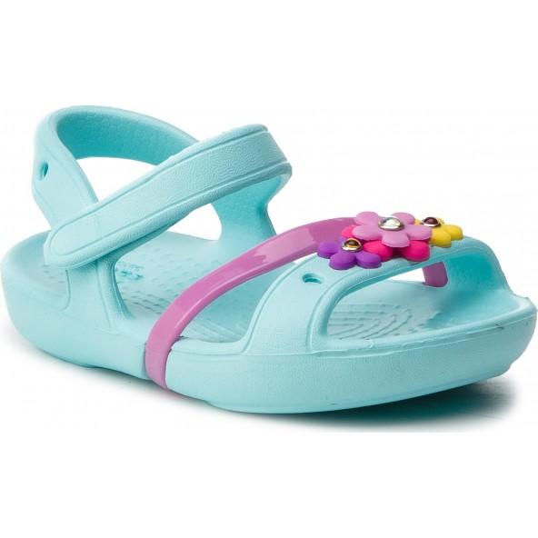 Crocs Lina Charm Sandal Kids 205530-4O9 Παιδικά πέδιλα