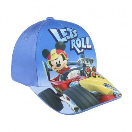 Loly 2200002840 Καπέλο Mickey Mouse γαλάζιο