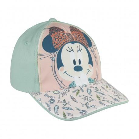 Loly 2200002847 Καπέλο Minnie Mouse φυστικι