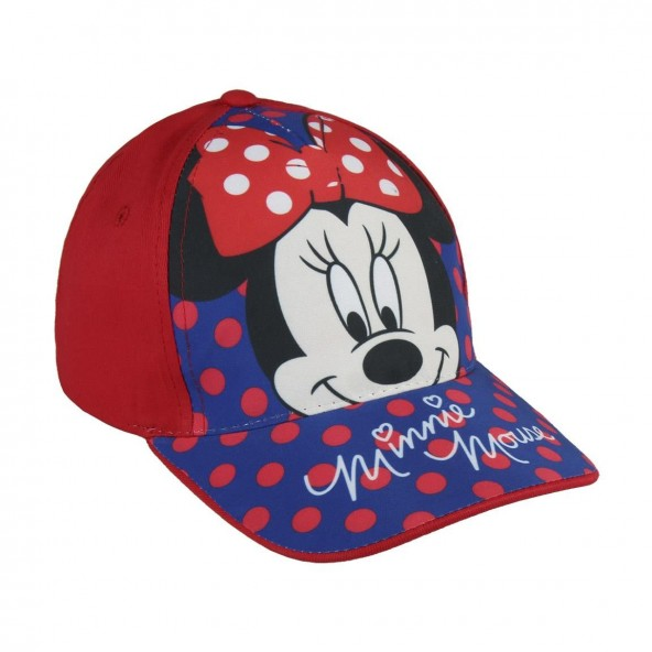 Loly 2200002847 Καπέλο Minnie Mouse κοκκινο