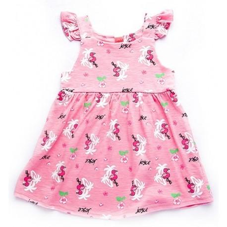 Joyce 92407 Φόρεμα Ροζ