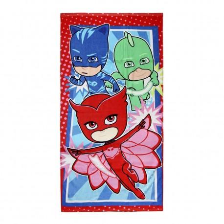 Loly 2200002797 πετσέτα θαλάσσης PJmasks