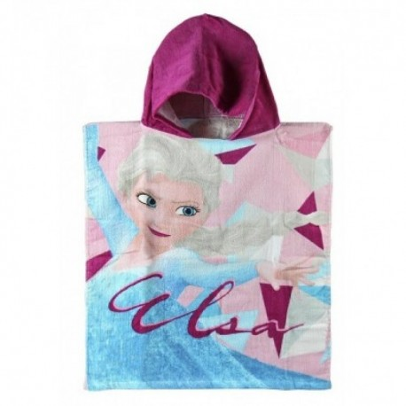 Loly 2200002187 Πόντσο πετσέτα Frozen