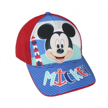 Loly 2200003896 Καπέλο Mickey Mouse κόκκινο