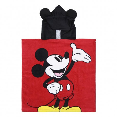 Loly 2200003873 Πόντσο πετσέτα Mickey Mouse