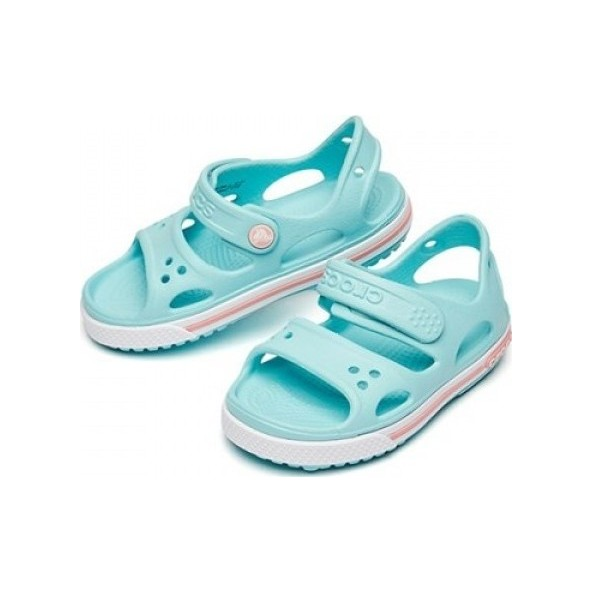CROCS CROCBAND II SANDAL PS ICE BLUE 14854-409 Παιδικά πέδιλα