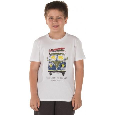 Funky Buddha FBB305-04119 Μπλούζα