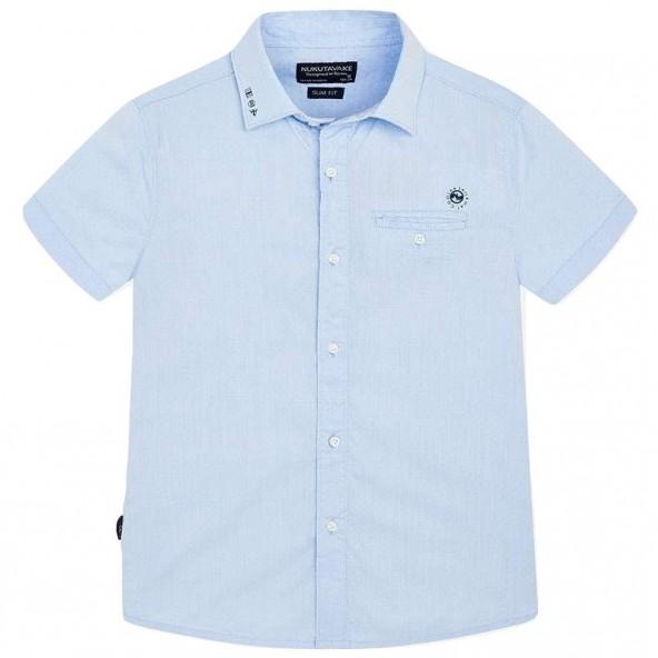Mayoral 29-06124-015 Κοντομάνικο πουκάμισο 6124