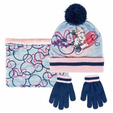 CERDA 2200004326 Σετ σκούφος γάντια