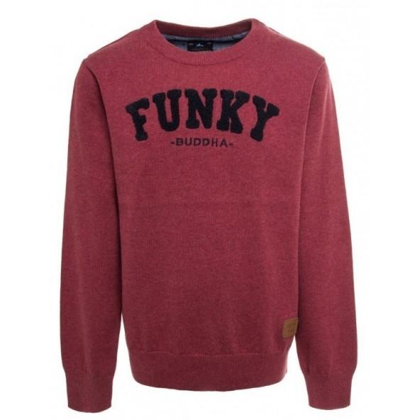 Funky Buddha 001.007230 Πουλόβερ