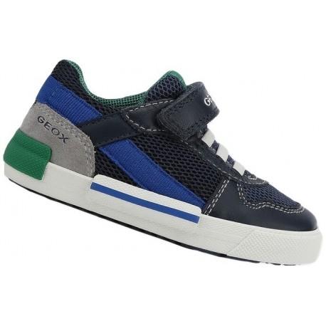 GEOX B KILWI B. A - NAPPA+MESH B02A7A 08514 C0700 Sneakers