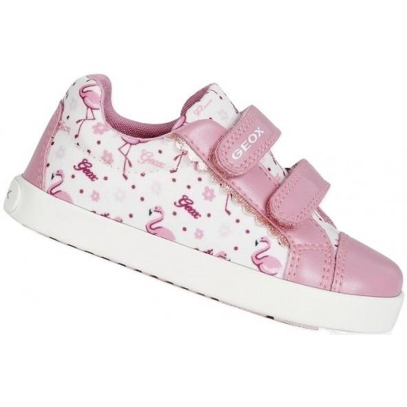 GEOX B KILWI G. A - TEXT+SYNT.LEA B02D5A 011BC C1364 Sneakers