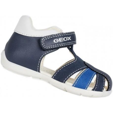 GEOX B ELTHAN B. C - GEOBUCK+CANVAS B021PC 05410 C4226