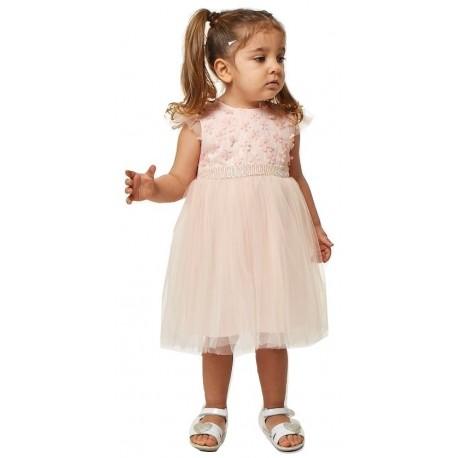 Εβιτα 202525 Φόρεμα ροζ