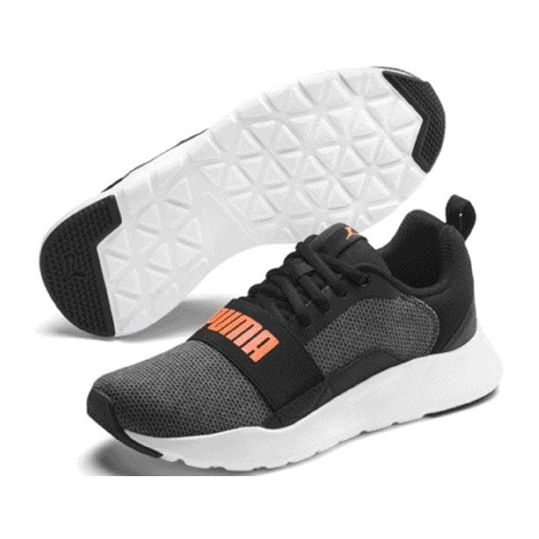 Puma Wired Knit Jr 367381 09 Αθλητικά