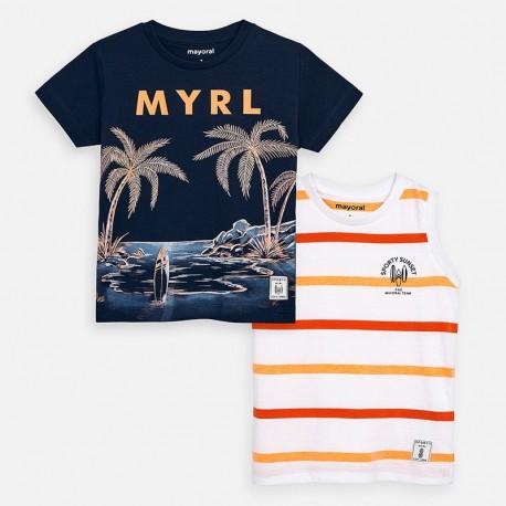 Mayoral 20-03072-091 Σετ μπλούζες 3072