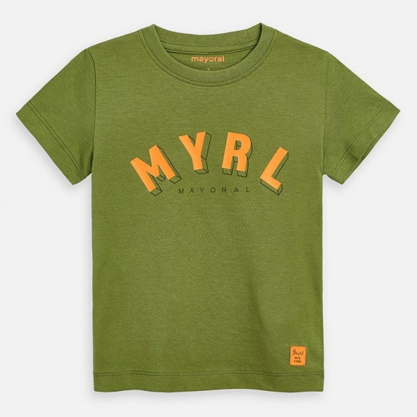 Mayoral 20-00170-041 Μπλούζα κοντομάνικη 170