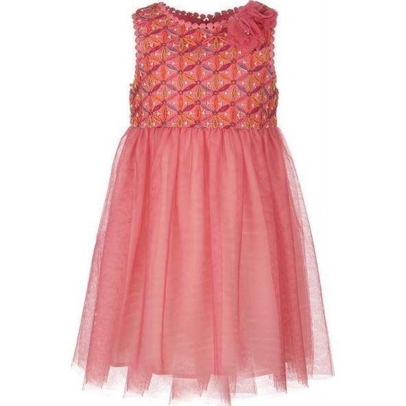 Marasil 2011130 Φόρεμα κοραλί