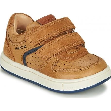 Geox B TROTTOLA B. Α-WAX LEA+SUE Sneaker