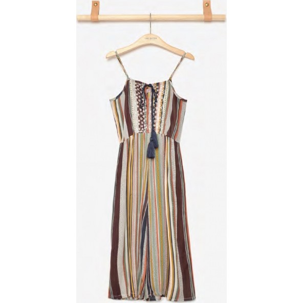 Funky Buddha FBG00140612 Φόρεμα τύπος