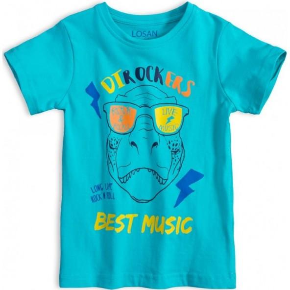 Losan 015-1203AL Κοντομάνικη Μπλούζα