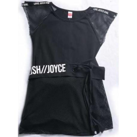 Joyce 201362 Φόρεμα Μαύρο