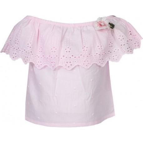Εβίτα 202039 Μπλουζάκι Ροζ