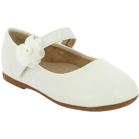 IQKIDS GRACE-140 Μπαλαρίνα Λευκό