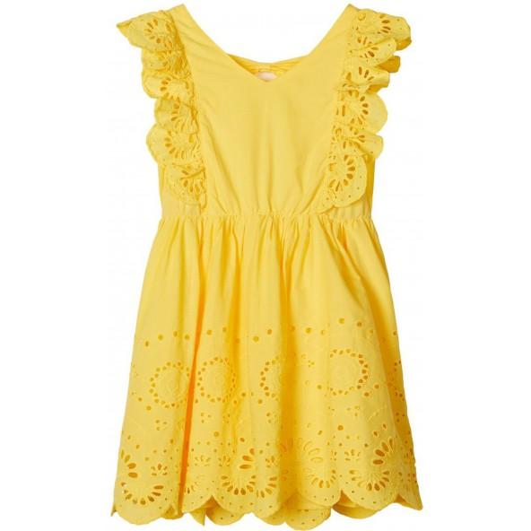 Name it 13175675 Φόρεμα Κίτρινο