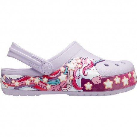 Crocs FunLab Unicorn Band 206270-530