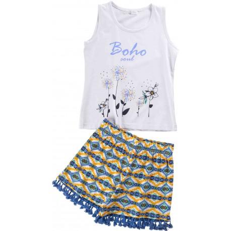 For Funky Kids 120-524126-1 Σετ Σορτς