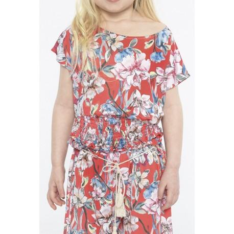 Gang 120115 Μπλούζα Floral