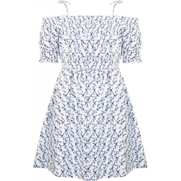 Energiers 16-220217-7 Φόρεμα Λευκό