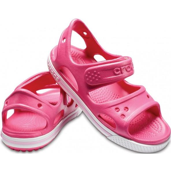 CROCS Crocband II Sandal PS 14854-66I Πέδιλα Ροζ