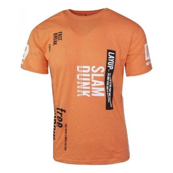 Rebel 350 Μπλούζα Κοντομάνικη Πορτοκαλί