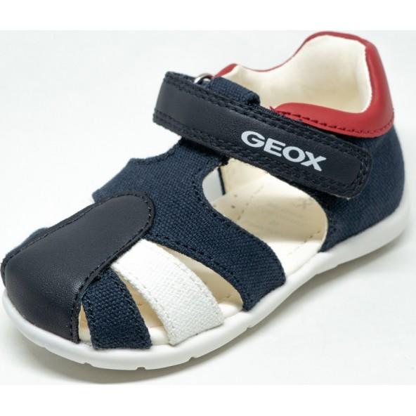 GEOX B ELTHAN B. C - GEOBUCK+CANVAS B021PC 05410 C0735