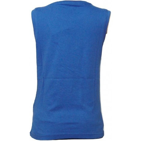 Losan 015-1302AL-021 Αμάνικη Μπλούζα μπλε