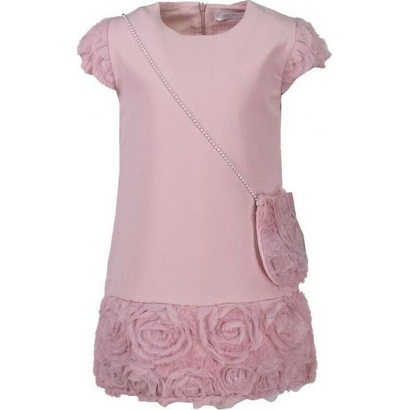 Εβίτα 203033 Φόρεμα με Τσαντάκι